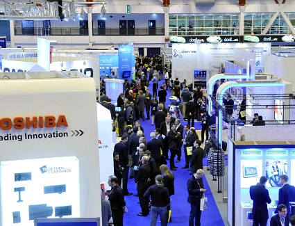 Retail Business Technology Expo at Olympia Exhibition Centre, London