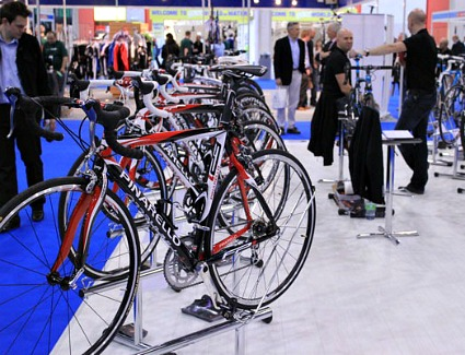 The London Bike Show at ExCel London Exhibition Centre, London