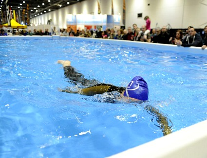 Triathlon Show at ExCel London Exhibition Centre, London
