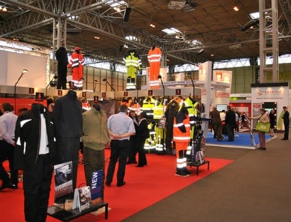 Safety & Health Expo at ExCel London Exhibition Centre, London
