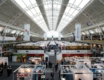 Mines and Money London at Business Design Centre, London