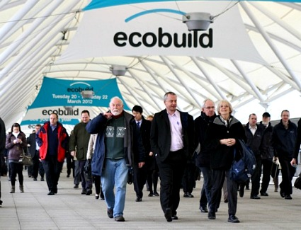 Ecobuild at ExCel London Exhibition Centre, London