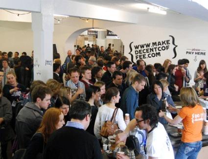 The London Coffee Festival