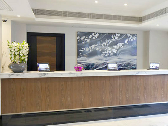 Grange Wellington Hotel has a 24-hour reception so there is always someone to help