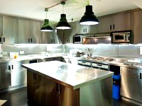 Prepare your meals in the modern kitchen, which is fully equipped for all your needs