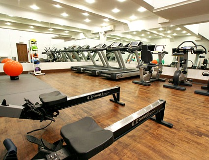 Ozone Health and Fitness Club, London