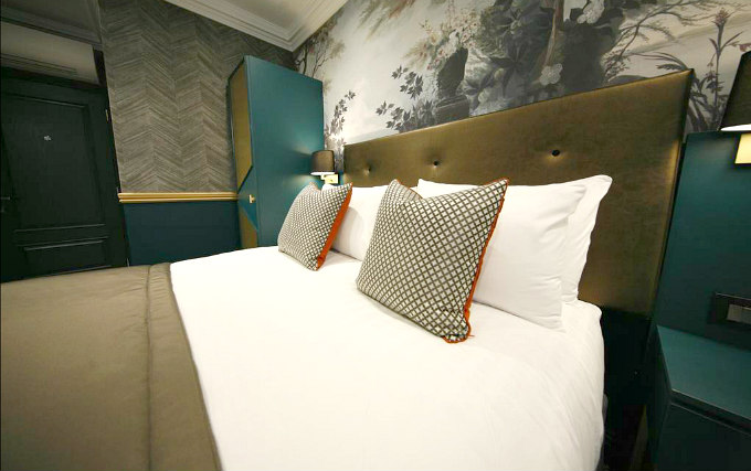 Deluxe double Room at Portico Hotel (formerly Hanover)