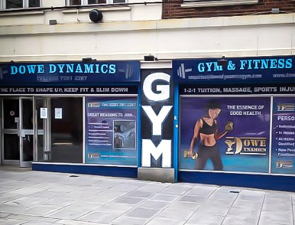 Dowe Dynamics Gym, London