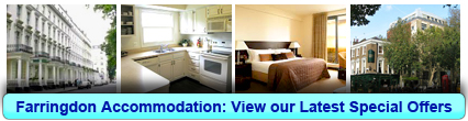 Book Accommodation in Farringdon