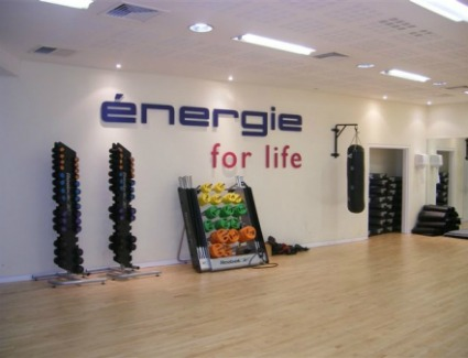 Energie Fitness Club Fulham, London