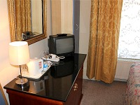 Another clean, well furnished room at the Hotel Sergul