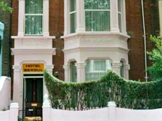Hotel Sergul is situated in a prime location in Shepherds Bush close to Bush Theatre