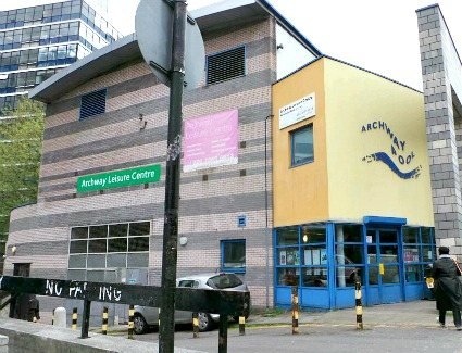 Archway Leisure Centre hotels near Archway Leisure Centre London