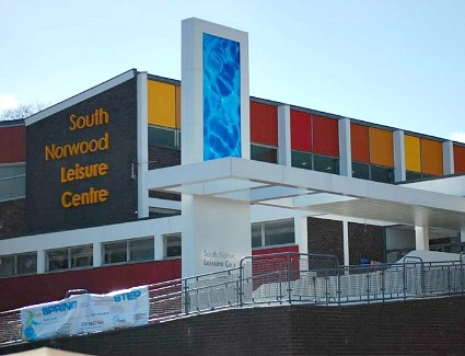 South Norwood Leisure Centre, London