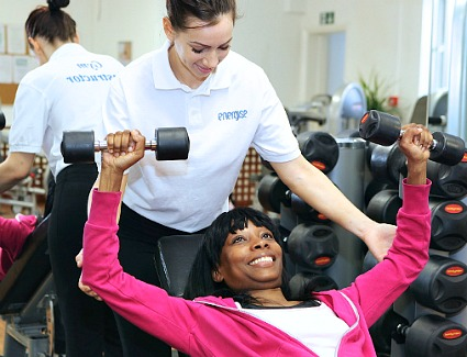 Energise Health Club for Women, London