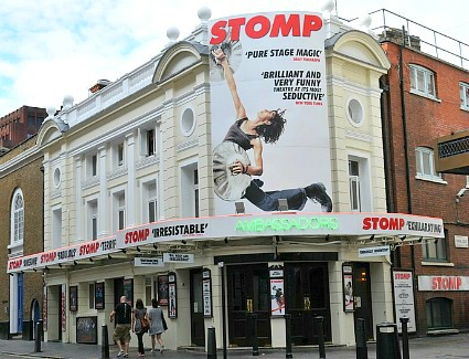 Ambassadors Theatre, London