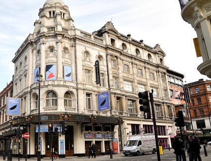 Hotels Near Gielgud Theatre