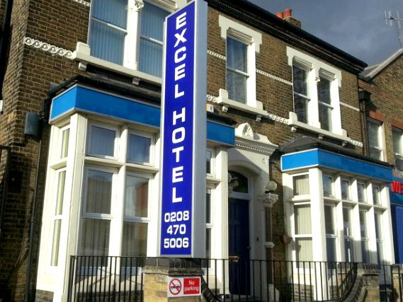 Excel Guest House London is situated in a prime location in Plaistow close to West Ham United FC Upton Park
