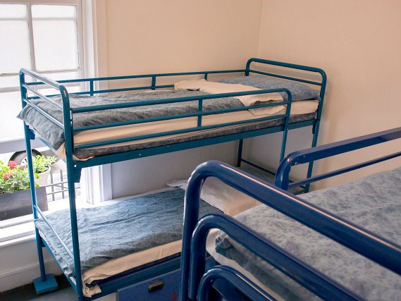 All rooms at Camden Inn Hostel are comfortable and clean