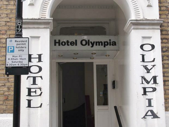 Hotel Olympia is situated in a prime location in Earls Court close to Earls Court Exhibition Centre