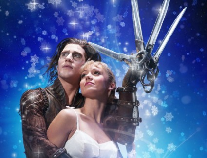 Edward Scissorhands at Sadlers Wells Theatre, London
