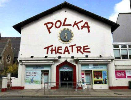 Polka Theatre, London