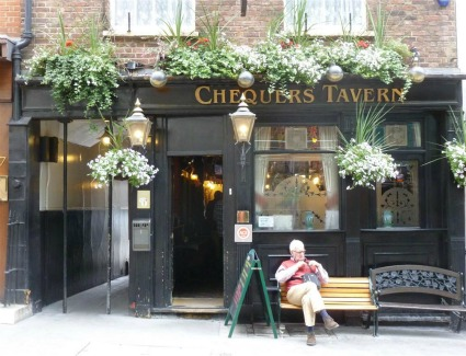 Chequers Tavern, London