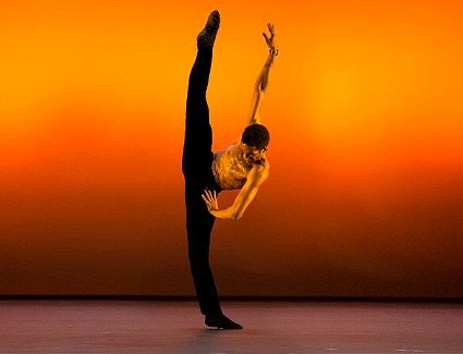 English National Ballet: The Emerging Dancer at Sadlers Wells Theatre, London