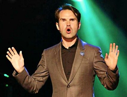 Jimmy Carr Funny Business at Brixton Academy, London