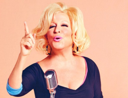 Bette Midler at The O2 Arena, London