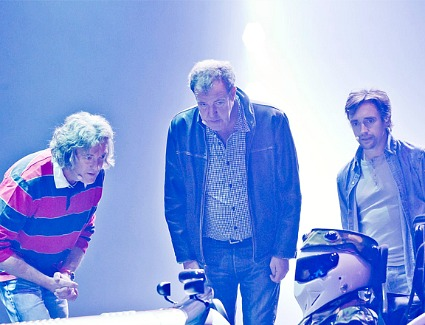 Clarkson, Hammond & May Live at The O2 Arena, London