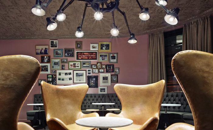 Relax in the lounge at Generator London