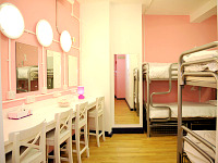 Female Dorm at Generator Hostel