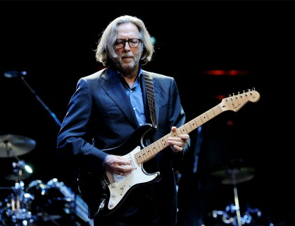 Eric Clapton at Royal Albert Hall, London