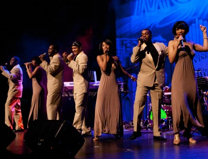 Magic of Motown at The O2 Arena, London