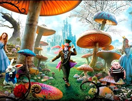 Disney in Concert: Alice in Wonderland featuring the Music of Danny Elfman at Royal Albert Hall, London