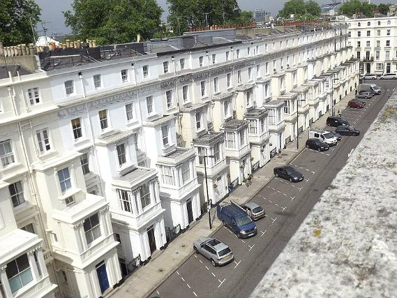 Notting Hill Hostel is situated in a prime location in Bayswater close to Hyde Park