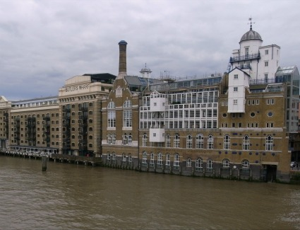 Butlers Wharf, London