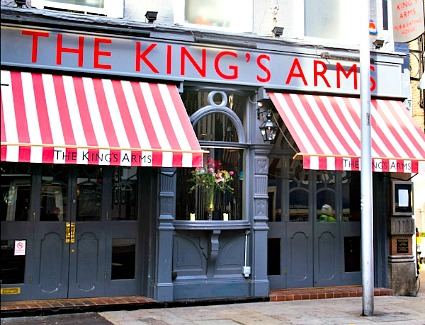 Kings Arms, London