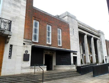 Stoke Newington Town Hall London