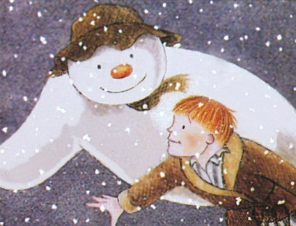 Raymond Briggs: The Snowman at Peacock Theatre, London