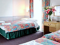 A double room at Marble Arch Inn