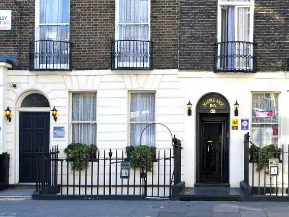 Marble Arch Inn is situated in a prime location in Paddington close to Marble Arch