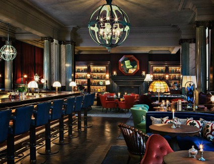 Beaufort Bar at The Savoy, London