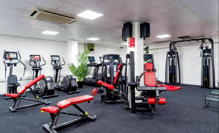 Gym at Great Dover Street Apartment Rooms