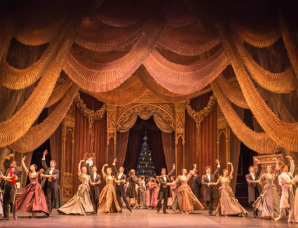 English National Ballet: Nutcracker at London Coliseum, London