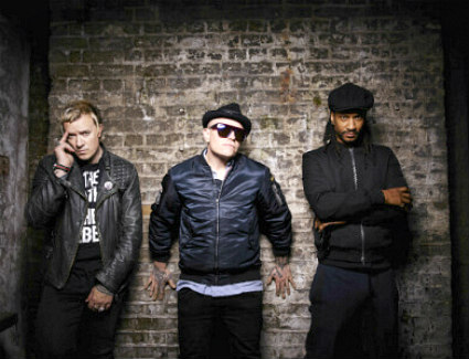The Prodigy at Arena Square, London