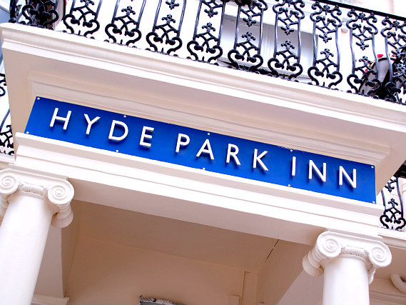 The staff are looking forward to welcoming you to Hyde Park Inn