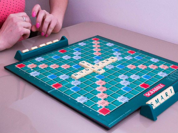 Chill out with friends and play a game
