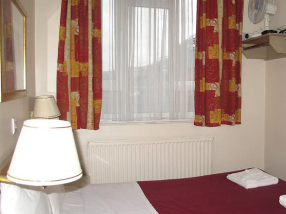 Double Room at Chiswick Lodge Hotel